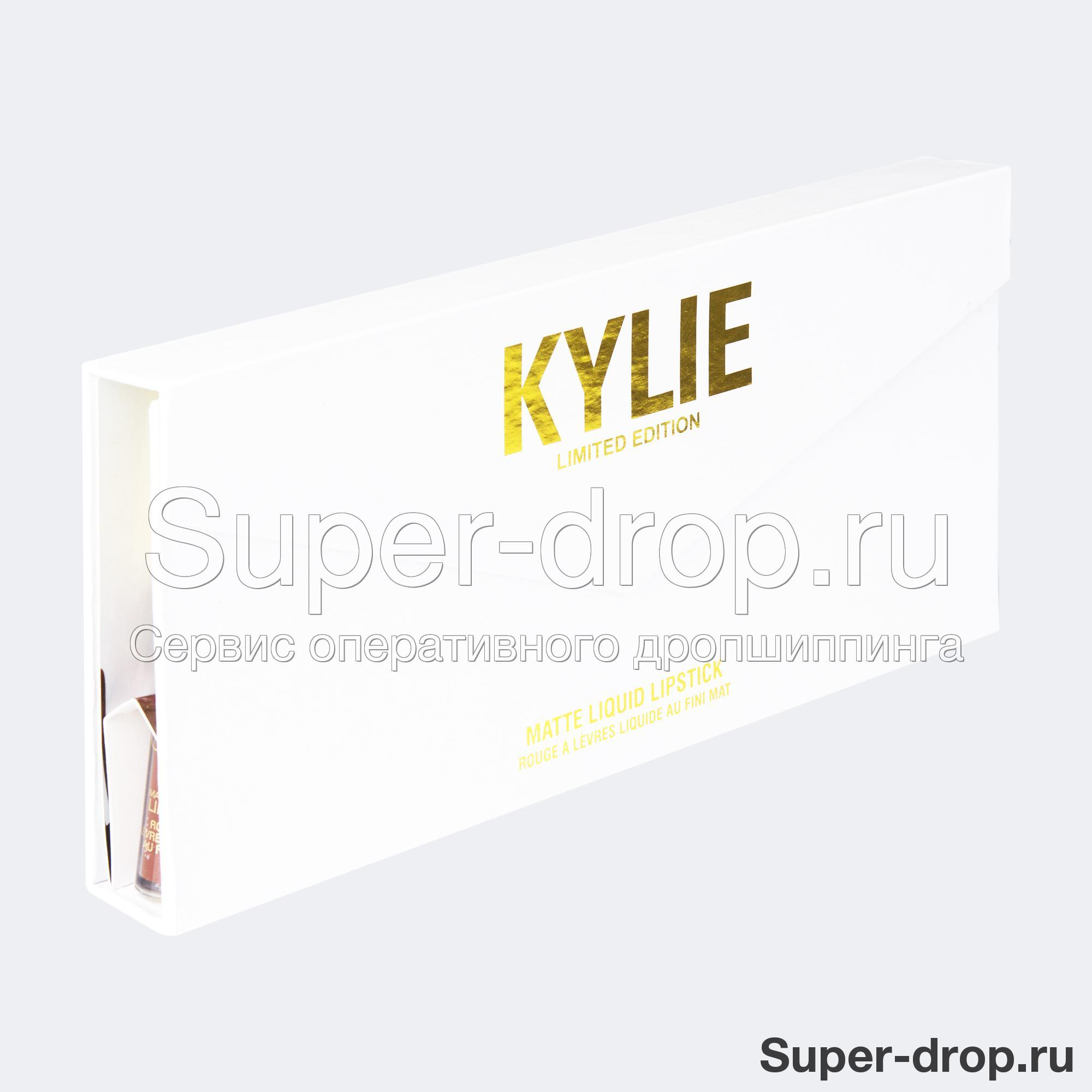 Матовая жидкая помада Kylie Limited Edition Matte Liquid Lipstick